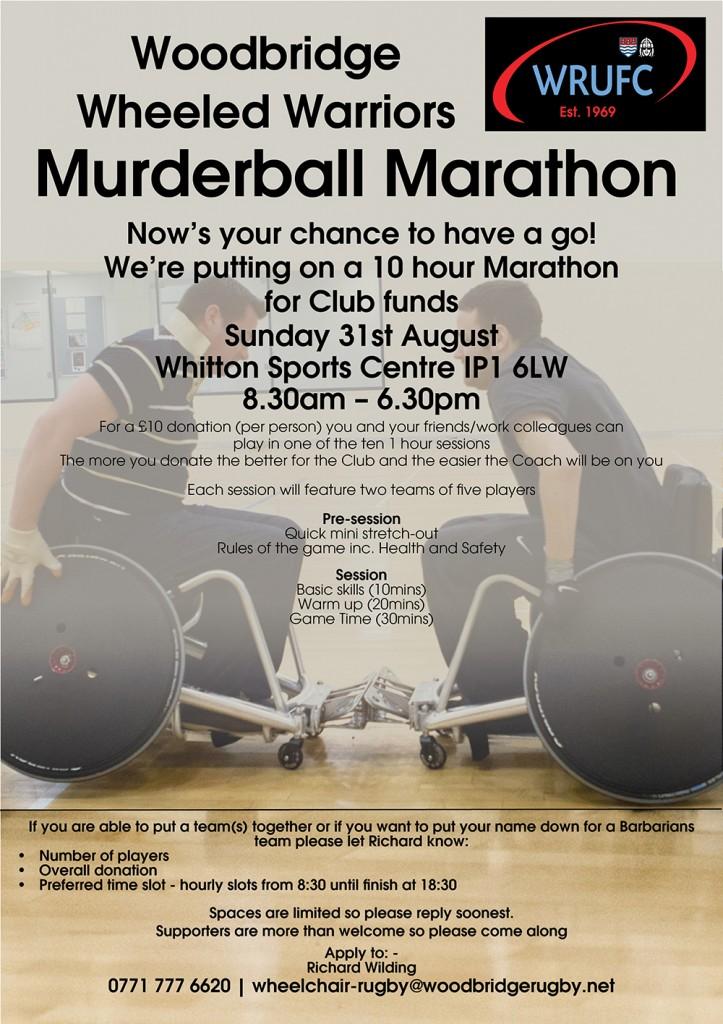 Murder marathon poster web