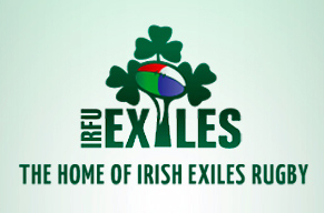 Irish Exiles logo