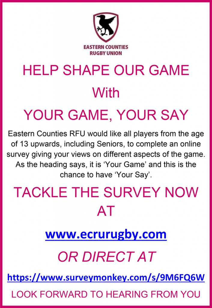 EC Your Game Your say